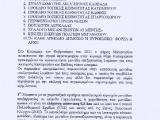 Διάβημα Μεγανησιωτών – Μονάδα επεξεργασίας λυμάτων στο Κατωμέρι