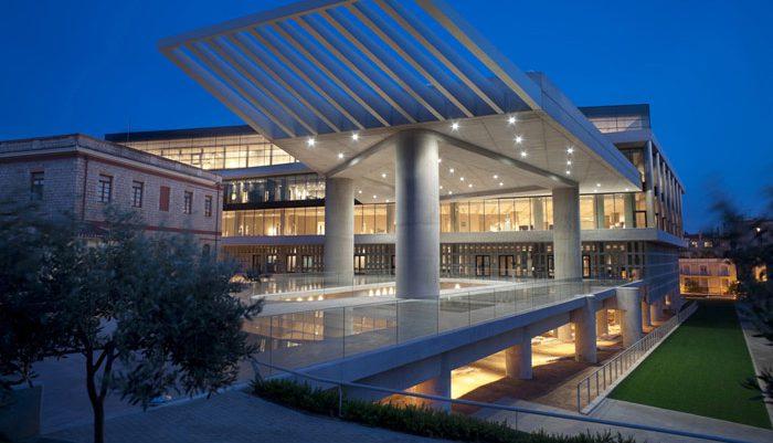 Καλύτερο Μουσείο του κόσμου, το Μουσείο της Ακρόπολης.