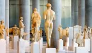Ο ¨ΜΕΝΤΗΣ¨ στο Μουσείο της Ακρόπολης