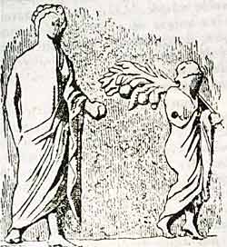 Το έθιμο της «Ειρεσιώνης», τα αρχαία κάλαντα