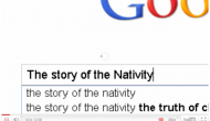 Η ψηφιακή έκδοχή της Γέννησης…