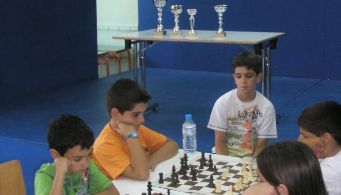 Μαθήματα σκάκι στα παιδιά