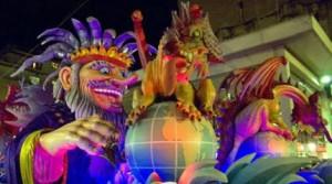 Πρεμιέρα στο Πατρινό Καρναβάλι 2011