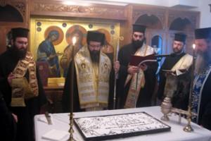 Θεία Λειτουργία Μητροπολίτη στην Αθήνα