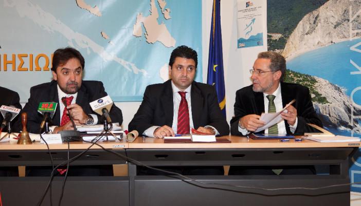 Εκλογή Προεδρείου και Ο.Ε. Περιφερειακού Συμβουλίου Ιονίων Νήσων