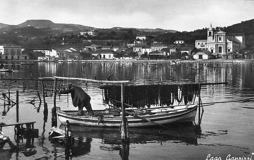Ηταν κάποτε … μια βάρκα.