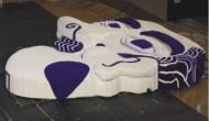 Η μεγαλύτερη μάσκα του κόσμου στην Ξάνθη!
