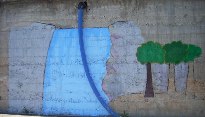 Επιχείρηση » Ομορφο Μεγανήσι «… Το Γκράφιτι ξεκινά.
