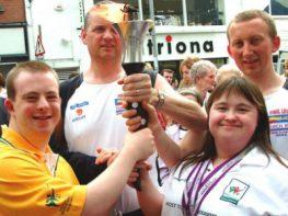 Η φλόγα των Special Olympics και στη Λευκάδα