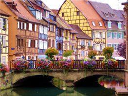 Colmar, μια πόλη ονειρεμένη