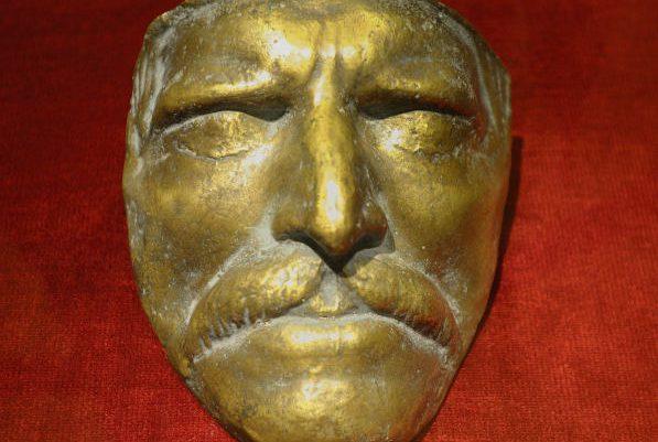 Το πρόσωπο του Κολοκοτρώνη