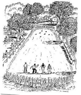 Το Αμπαλί: Ένα παραδοσιακό παιγνίδι της Λευκάδας που χάθηκε