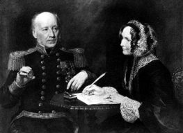 Ο William Smyth και το Μεγανήσι