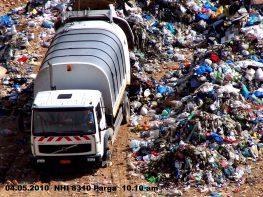 Θάβουμε τα περισσότερα απόβλητα στην Ευρώπη