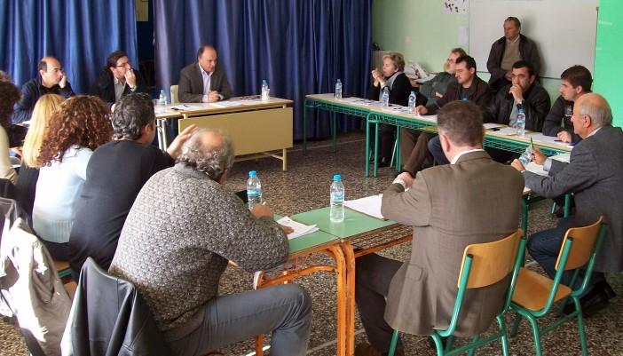8η Συνεδρίαση Δημοτικού Συμβουλίου 2011