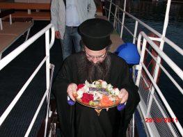 Προσκύνημα Αγίου Γεωργίου Kαρσλίδου Στο Μεγανήσι