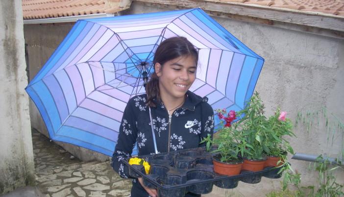 Παραμονή Πρωτομαγιάς με βροχή…από λουλούδια.