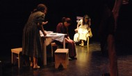 Θεατρική παράσταση «Ζωές των άλλων» του Πέτρου Αυγερινού