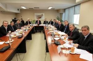 Στη συνεδρίαση της Ένωσης Περιφερειών Ελλάδας ο Περιφερειάρχης Ι.Ν.