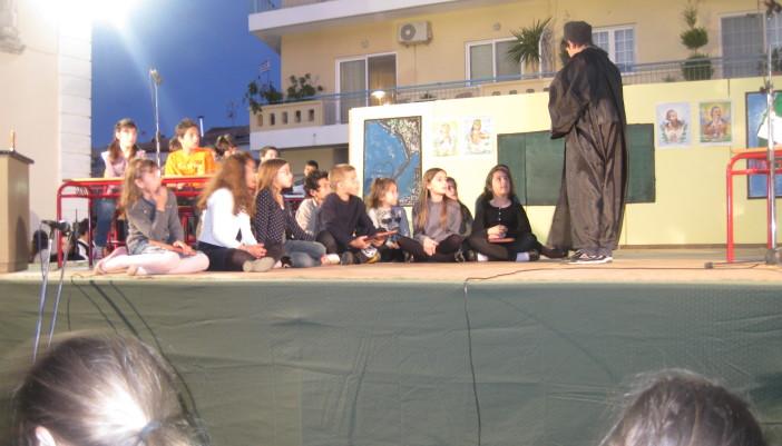 Το Μεγανήσι στην 2η Γιορτή Νεολαίας 2011 του Κέντρου Νεότητας.