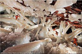 Τα πιο εντυπωσιακά σπήλαια του κόσμου