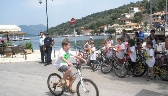 Ποδηλατικός Γύρος Μεγανησίου