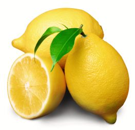 Κίτρινα κίτρα, ζουμερά λεμόνια