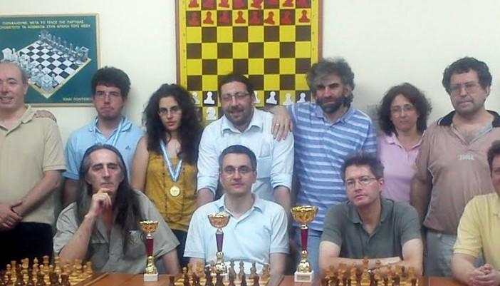 10ος Πανελλήνιος Σκακιστικός Διαγωνισμός Λύσης Προβλημάτων. Μπράβο στον Παναγιώτη !