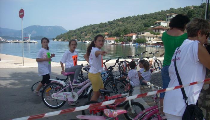 Ποδηλατικός Γύρος Μεγανησίου 2011- Αποτελέσματα και βίντεο
