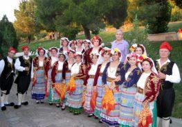 Παρουσία ΠΣ Επτανησίων Γαλατσίου στην Εκδήλωση Παραδοσιακών Χορών Δήμου Γαλατσίου