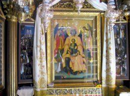 Η γιορτή της Παναγίας Φανερωμένης (του Η.Γεωργάκη)