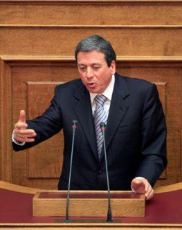 Ο Σπ.Μαργέλης για την ψήφο εμπιστοσύνης στην Κυβέρνηση