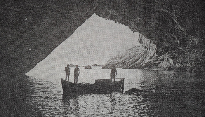 Το Μεγανήσι στις αρχές του 20ου αιώνα