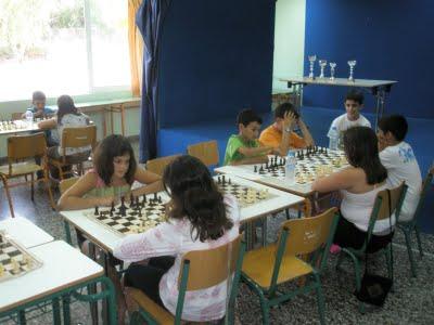 Σχολικό Πρωτάθλημα Σκάκι
