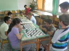 4ο Σχολικό Πρωτάθλημα Σκάκι