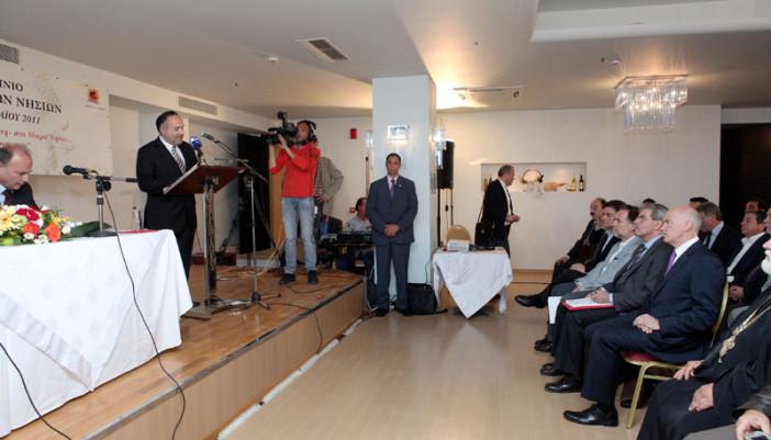 Κατατέθηκαν οι προτάσεις των μικρών νησιών στον Πρωθυπουργό