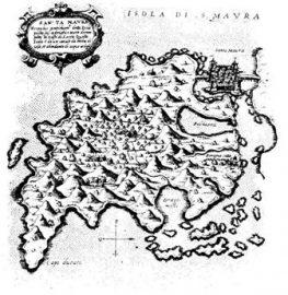 Η Λευκάδα στη Βενετική χαρτογραφία (1686-1729)