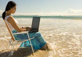 Διακοπές με δωρεάν Wi-Fi στην παραλία – Πέντε σηµεία ασύρµατης ευρυζωνικής πρόσβασης (Wi-Fi hotspots) στη Λευκάδα