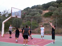 """Τουρνουά 3 on 3 Μπάσκετ """"ΜΕΝΤΗ"""""""