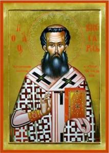 Εορτή Ι.Ν. Αγίου Βησσαρίωνος, πολιούχου Μεγανησίου