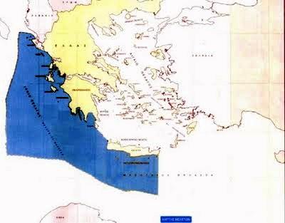 Ανακοίνωσε έρευνες για αέριο και πετρέλαιο σε Ιόνιο και Κρήτη ο Γ. Παπανδρέου