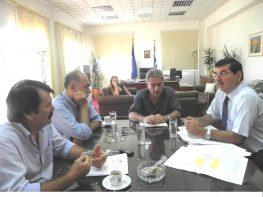 Περιφερειακό Ιατρείο Κατωμερίου και Γενικό Νοσοκομείο Λευκάδας για ένταξη στο ΕΣΠΑ