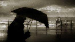 Η χτεσινοβραδυνή καταιγίδα στο Μεγανήσι