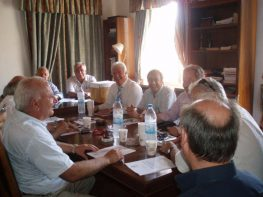 Εξελέγη στην 5μελή εκτελεστική επιτροπή της ΠΕΔ ο δήμαρχος Μεγανησίου κος Ζαβιτσάνος