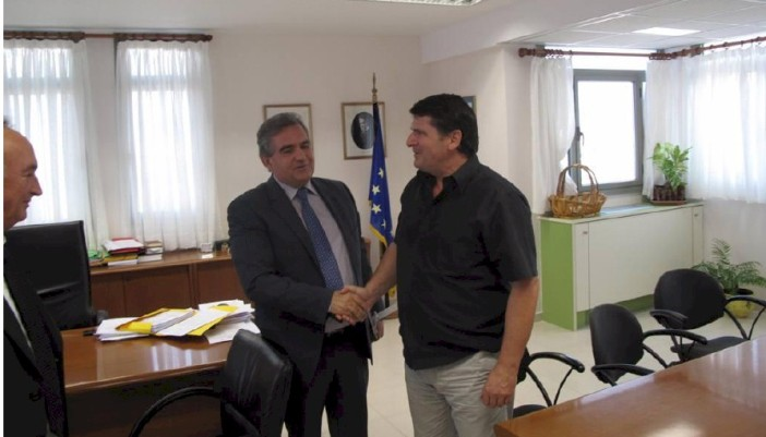 Στη Λευκάδα ο Γενικός Γραμματέας Αποκεντρωμένης Διοίκησης