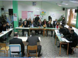 Πρόσκληση Δημοτικού Συμβουλίου:Συνεδρίαση 12η/ 08-10-2011