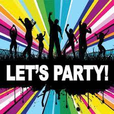 Πρόσκληση σε πάρτυ…