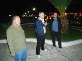 Αναξιόπλοο σύμφωνα με δηλώσεις εκπροσώπων της ΠΝΟ το πορθμείο Captain Aristidis. Απετράπη μέχρι νεωτέρας ο απόπλους