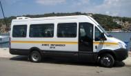 Δρομολόγια Σεπτεμβρίου Λεωφορείου Δήμου Μεγανησίου