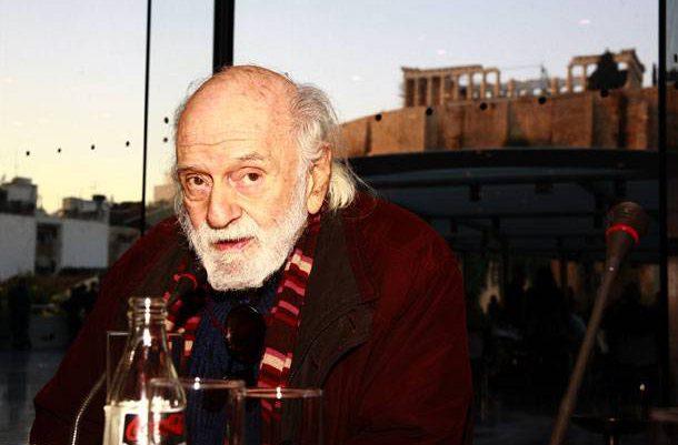 O Νάνος Βαλαωρίτης γιορτάζει τα ενενηκοστά του γενέθλια!